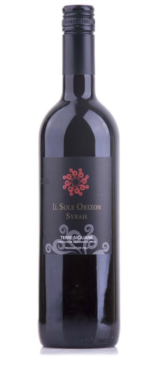 Syrah Terre Siciliane IGT  - Weingut: Il Sole Orizon