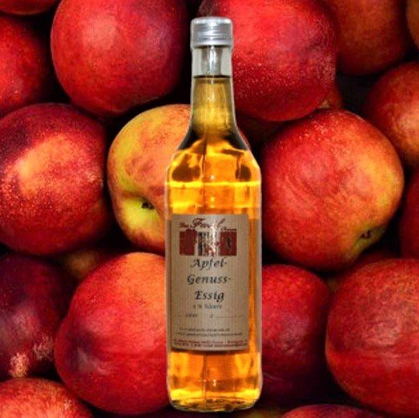 Apfel-Genuss-Essig  5% Säure