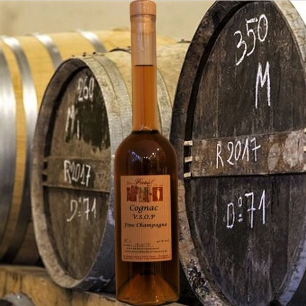 Cognac V.S.O.P. Fine Champgane 40 % Vol.