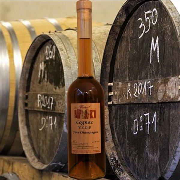 Cognac V.S.O.P. Fine Champagne 40 % Vol.