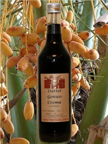 Dattel-Genuss-Crema 3 % Säure