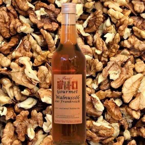 Gourmet Walnussöl aus Frankreich