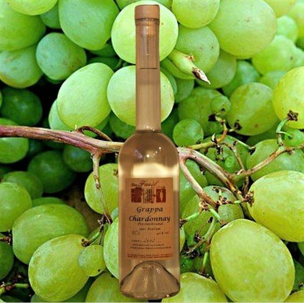 Grappa  Chardonnay 40% Vol.