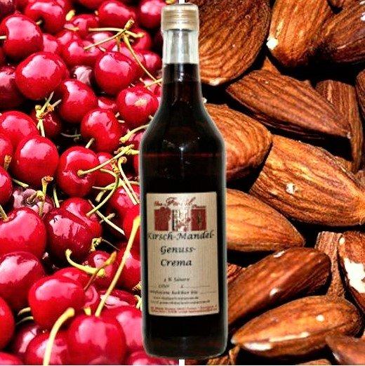 Kirsch-Mandel-Genuss-Crema 3% Säure