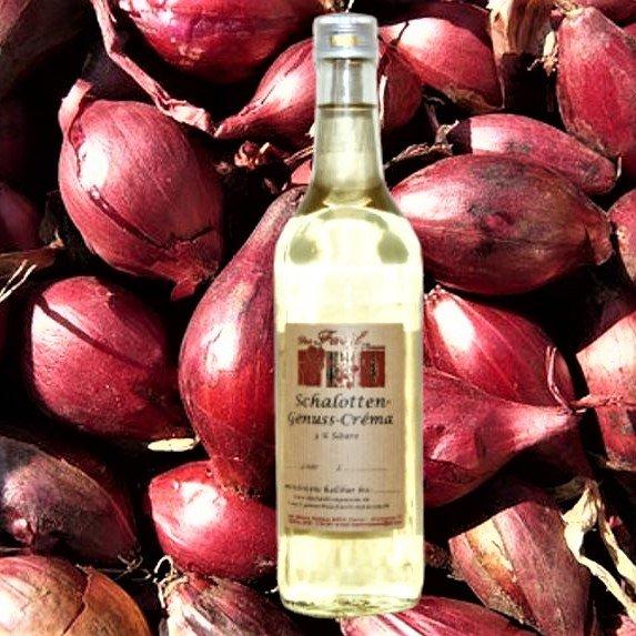 Schalotten Genuss-Crema 5,3 % Säure