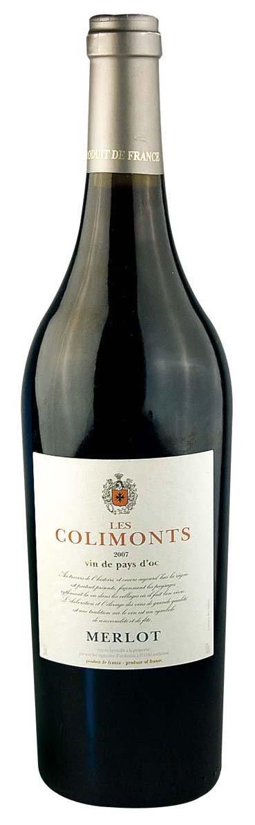 Les Colimonts Merlot Vin de Pays DÓC